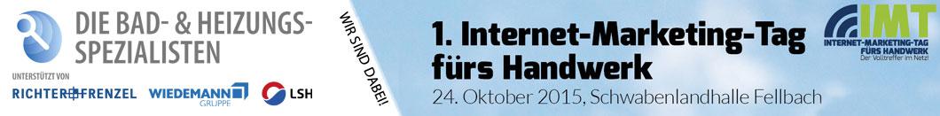 Wiedeman-Gruppe - Sponsor beim Internet-Marketing-Tag fürs Handwerk
