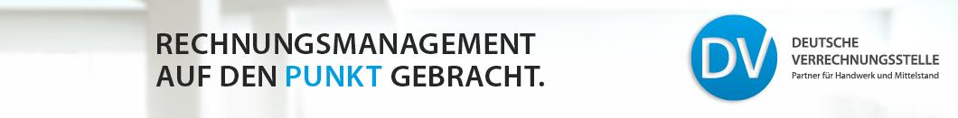 Deutsche Verrechnungsstelle DV - Sponsor beim Internet-Marketing-Tag fürs Handwerk