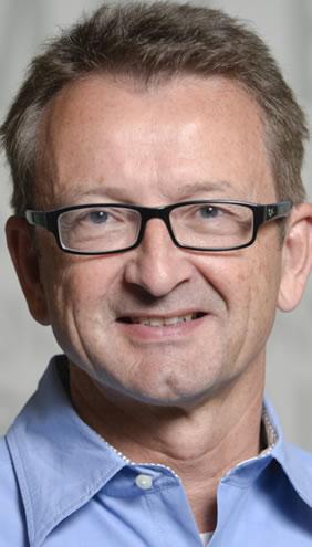 """""""Hans Jürgen Below, Geschäftsführer der Verlagsanstalt Handwerk"""