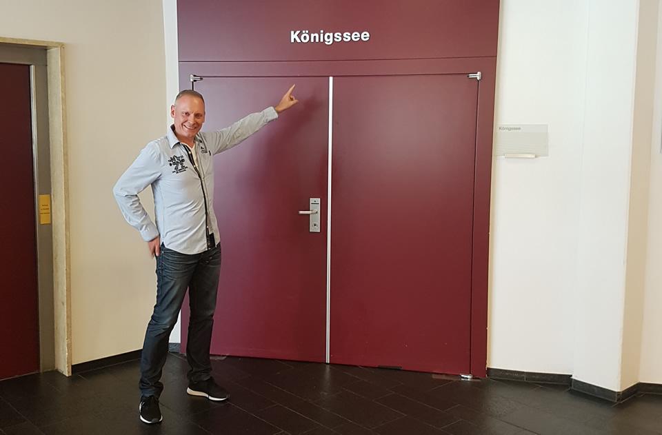 Thomas Issler vor dem Internet-Marketing-Tag im Handwerk Raum in München