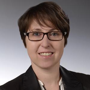 Melanie Bernhardt: Dachdeckermeisterin und PR-Referentin der Dachdeckerinnung Frankfurt